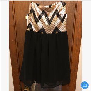 Size 5 mini dress!